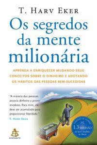 capa do livro Segredos da mente milionária de T. Harve Eker