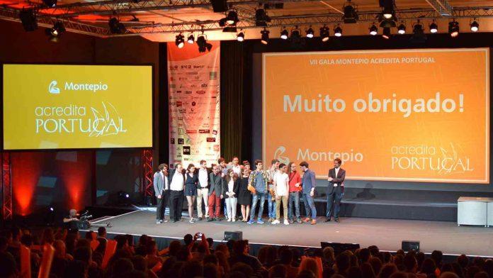 Montepio Acredita Portugal apresenta finalistas