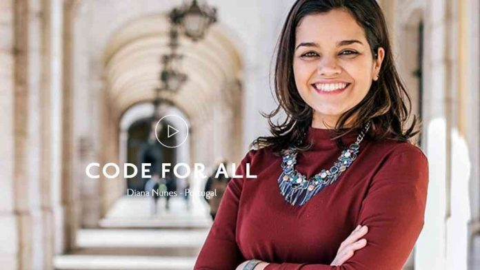Code for All – Diana Nunes – Portugal