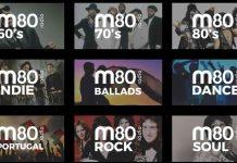 M80 Radio aposta no formato digital
