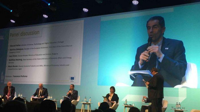O Ministro da Ciência, Tecnologia e Ensino Superior, Manuel Heitor, reiterou as «claras ambições» que Portugal tem de liderar a área do digital até 2030.