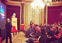 Sessão de abertura da 7ª Semana do Empreendedorismo