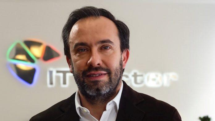 Orlando Rodrigues, diretor do Centro de Tecnologias de Aveiro da ITSector anuncia o alargamento da empresa.