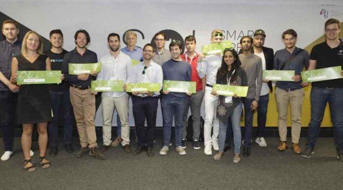 Finalistas da terceira edição do Smart Open Lisboa