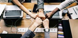 Uma empresa é mais que um negócio é uma equipa