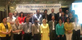 EU-INDIA Incubators and Accelerators Network, uma rede de incubadoras de alto desempenho