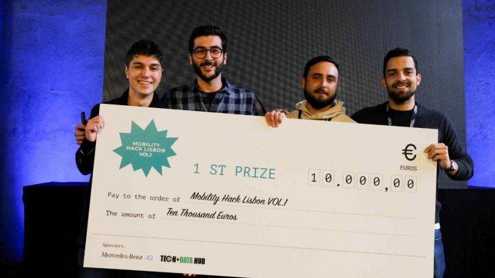 Hackathon da Mercedes premeia ideias que usam a tecnologia blockchain