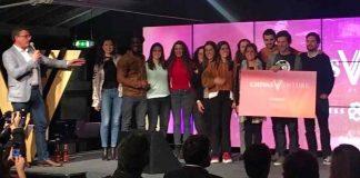 Speak finalista na Chivas Venture