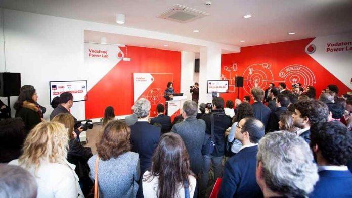 Conferencias de Marketing e Comunicação no Vodafone Power Lab