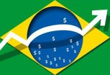 crescimento da economia brasileira