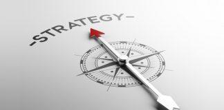 Defina a sua estratégia