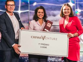 Final nacional do prémio Chivas the Venture