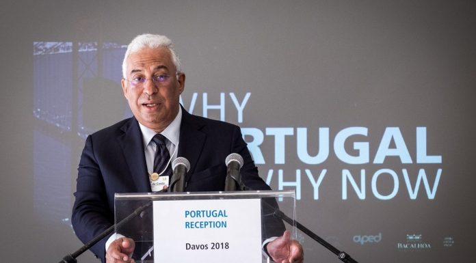 António Costa anuncia investimento da Google em Portugal