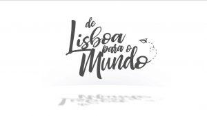 Logótipo do blog De Lisboa para o Mundo