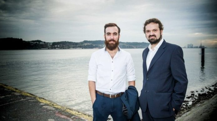 Gonçalo Fortes e Samuel Martins, fundadores da Prodsmart