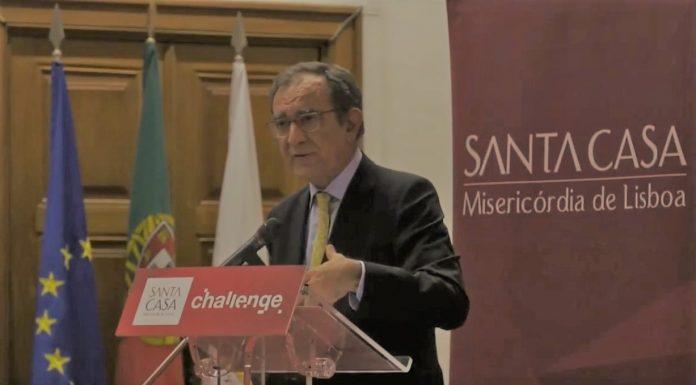 Provedor da SCML entrega prémios Santa Casa Challenge