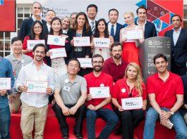 As 12 finalistas aos Programa Protechting