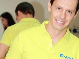 José Meliço, CEO da Zypho alcança financiamento em crowdfunding