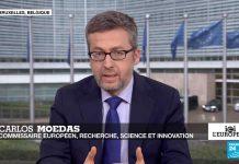 Comissário Europeu quer melhorar comunicação sobre ciência na Europa