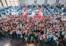 Participantes do European Innovation Academy de 2018