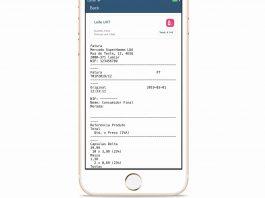 App para faturas digitais