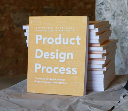 Capa do livro Product Design Process