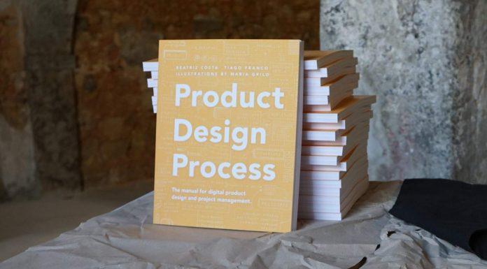 Capa do livro Product Design Process