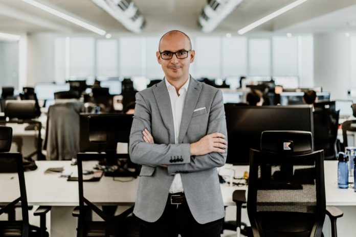 Marco Costa, diretor-geral da Talkdesk