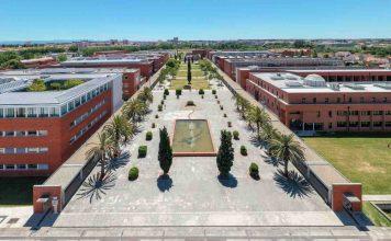 campus da universidade de Aveiro