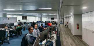 Escritórios da Critical Techworks no Porto
