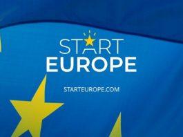logótipo da Start Europe