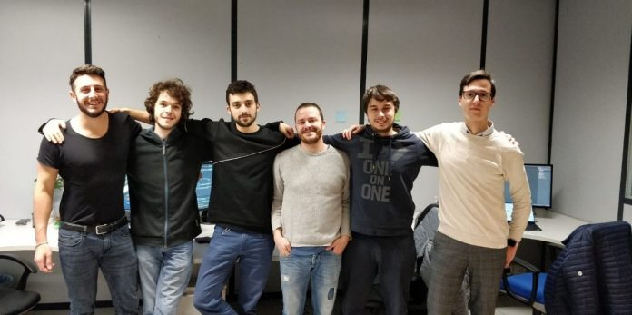 Equipa da startup FlowPay