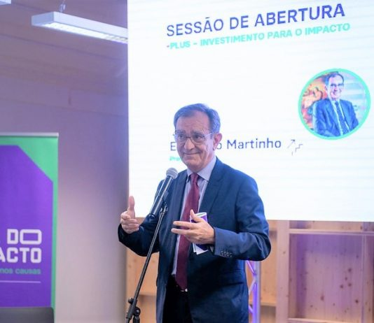Edmundo Martinho, provedor da SCML