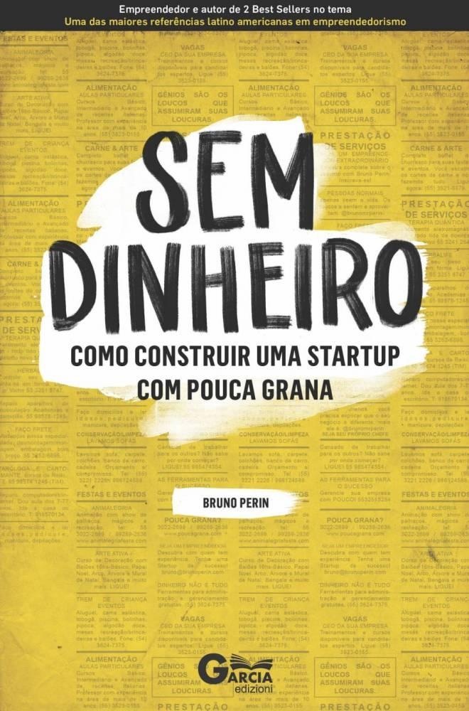capa do livro Sem Dinheiro