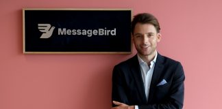 Robert Vis, fundador e CEO da MessageBird