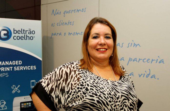 Ana Cantinho, diretora-geral da Beltrão Coelho