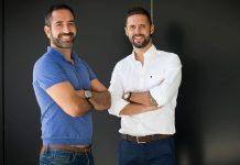 João Daniel Rico e Acácio Santos cofundadores da Coach ID