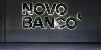 Logótipo do Novo Banco