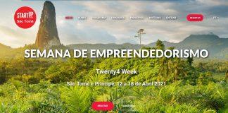 Semana de Empreendedorismo de São Tomé e Príncipe