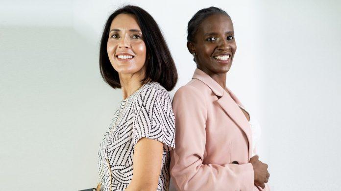 Adriana Coutinho e Sofia Tavares fundadoras da Motto Mentoring
