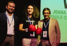 Ricardo Pires, Joana Rafel e Miguel Fontes
